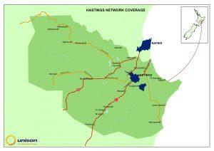 Hastings Network Area
