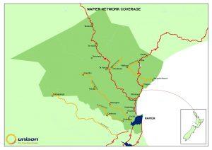 Napier Network Area
