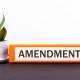 Amendment to Deed Of Trust